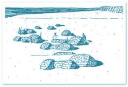 Figura 3. Arquitectura característica de zonas frias