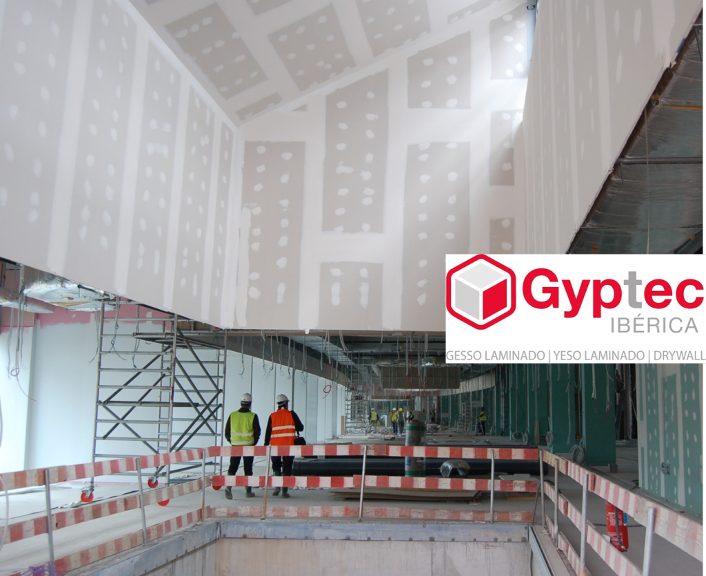 GYPTEC  | LAMINETED GYPSUM BOARDS
