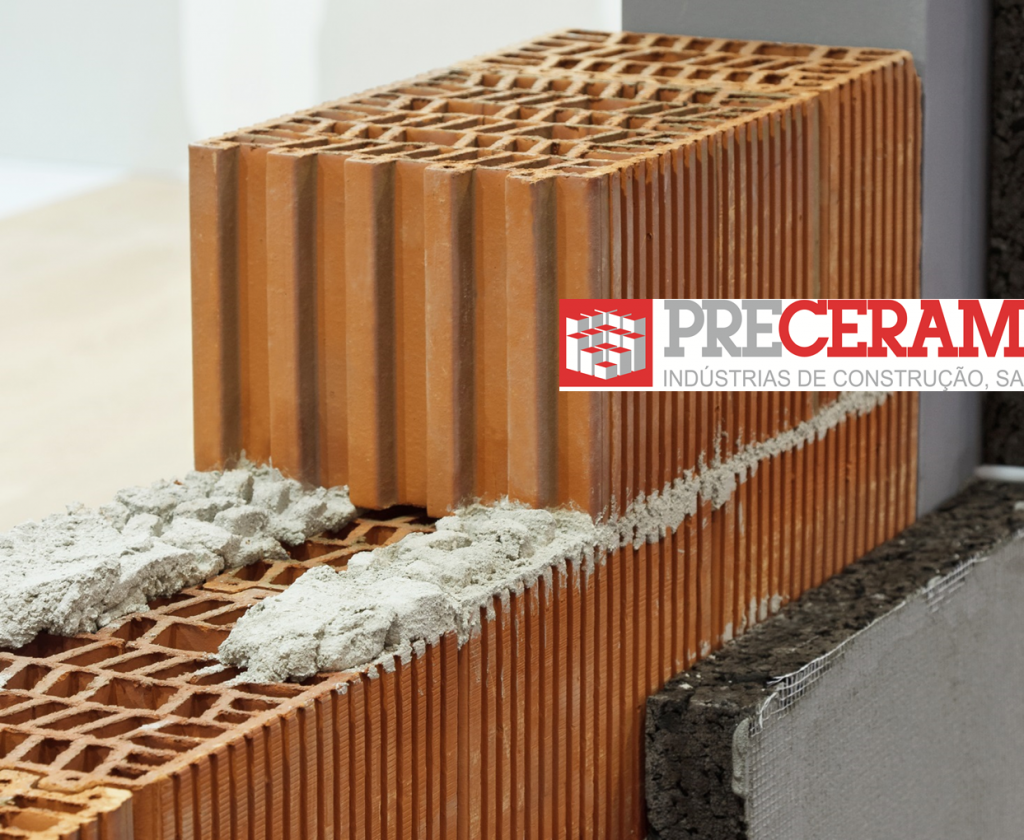 PRECERAM I Thermal and acoustic bricks