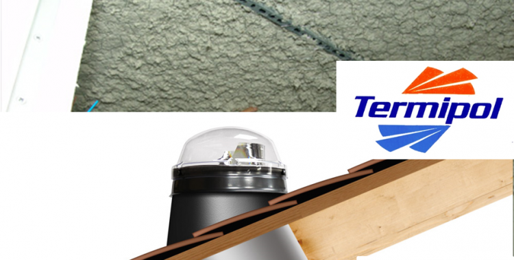 Termipol - Daylighting and thermal insulation