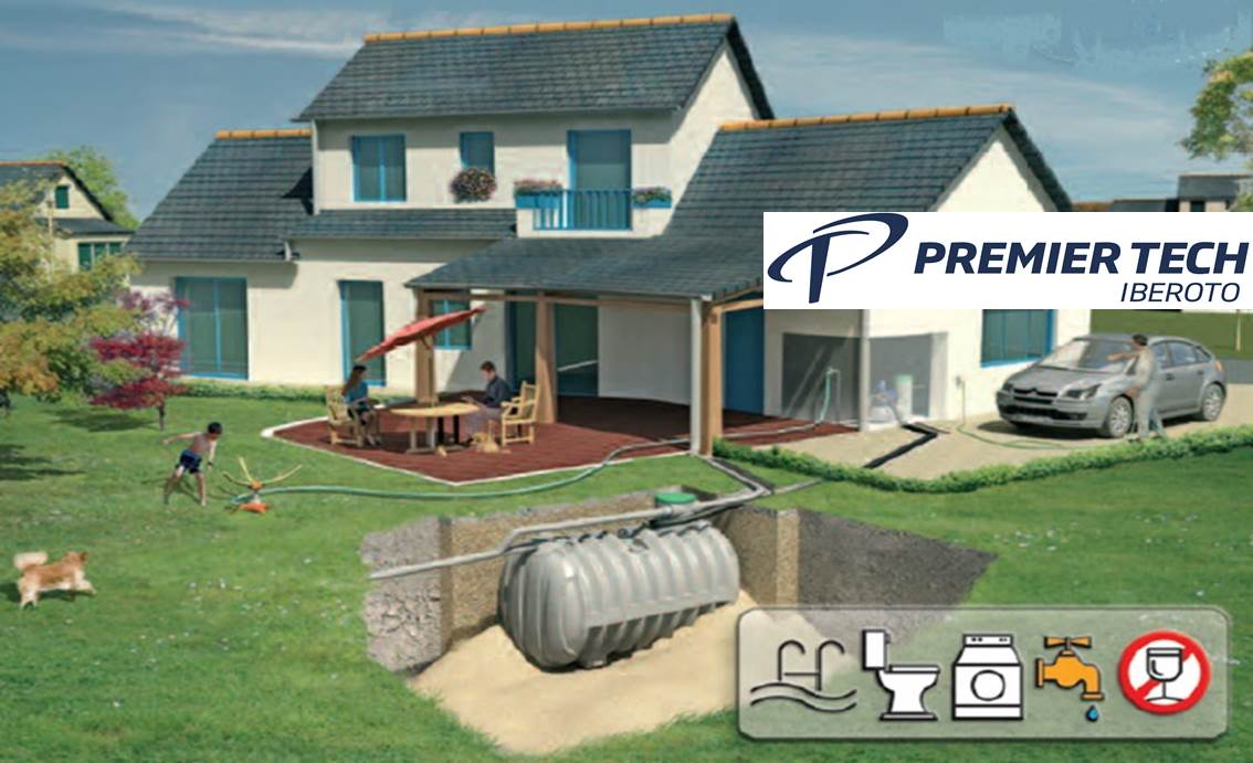 Premier Tech | Reuse and water treatment
