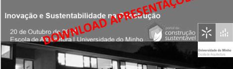 (Português) JÁ ESTÃO DISPONÍVEIS AS ASPRESENTAÇÕES I AULA ABERTA I EAUM I 20 de Outubro