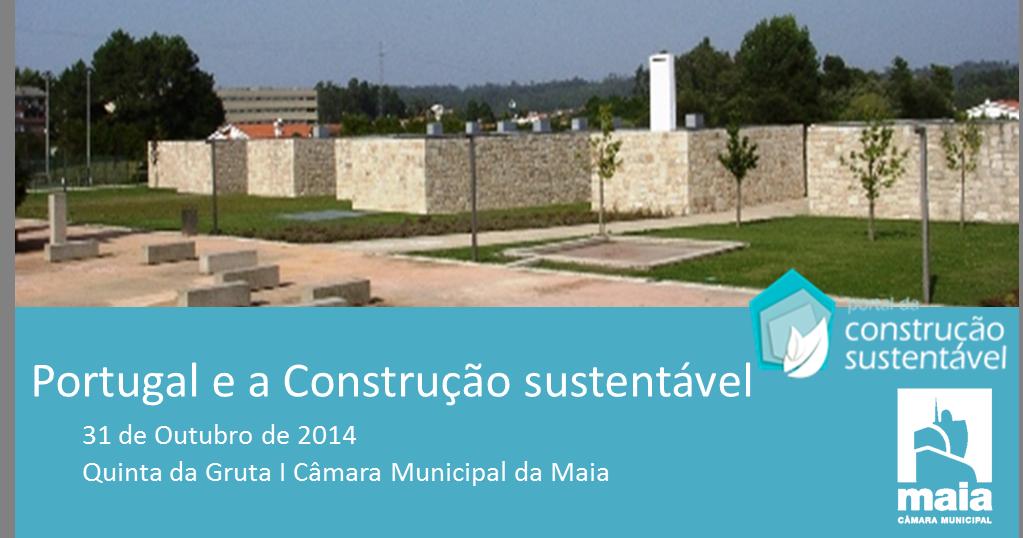 Portugal e a Construção Sustentável