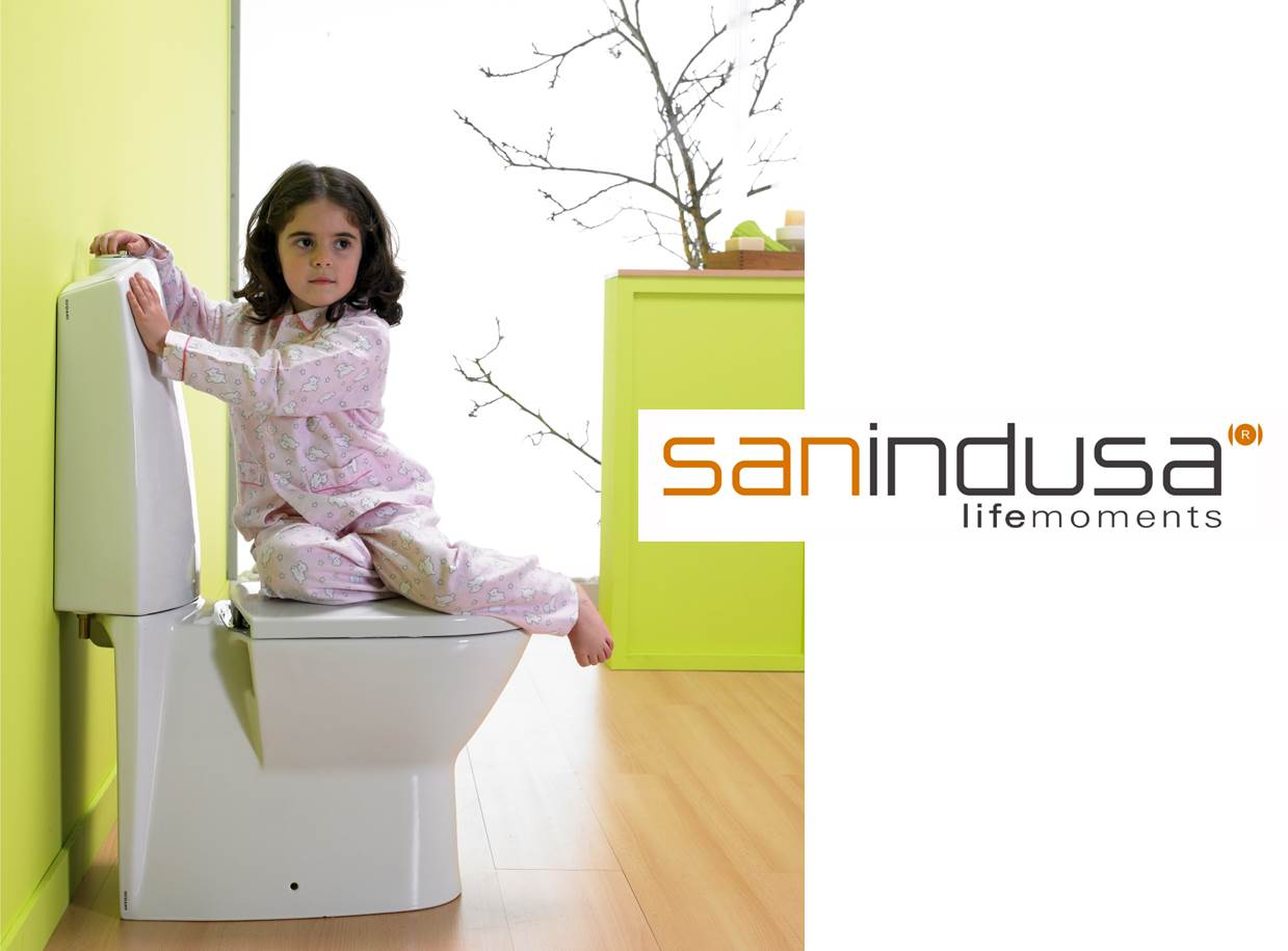 Sanindusa I sustainable bathrooms