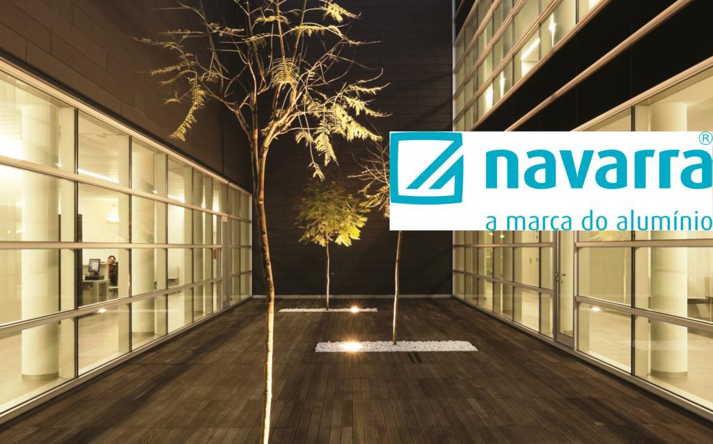 NAVARRA | SISTEMAS DE ALUMINIO PARA ARQUITECTURA
