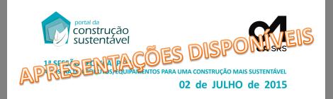 (Português) 1ª SESSÃO TÉCNICA (PCS) | APRESENTAÇÕES DISPONÍVEIS