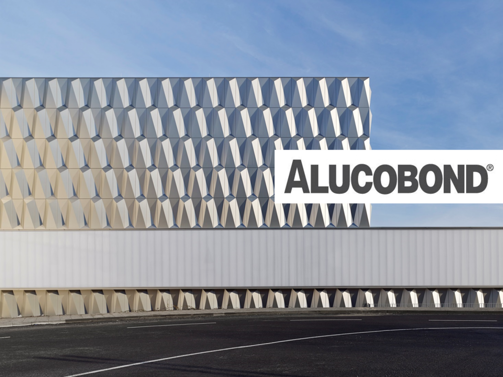 ALUCOBOND | VENTILATED FAÇADES