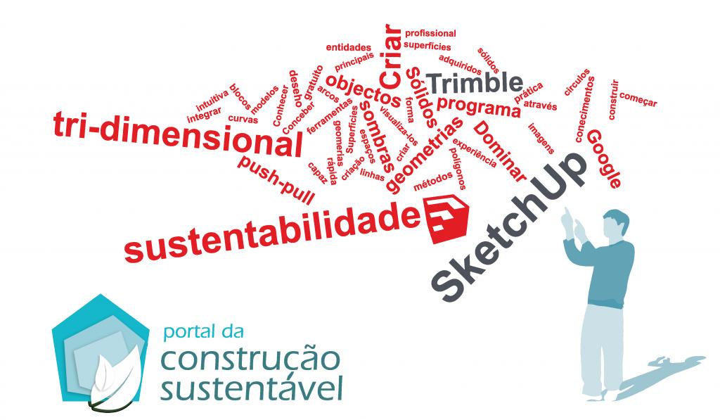 SKETCHUP & SUSTENTABILIDADE - FREEWARE PARA MODELAÇÃO 3D, NÍVEL I