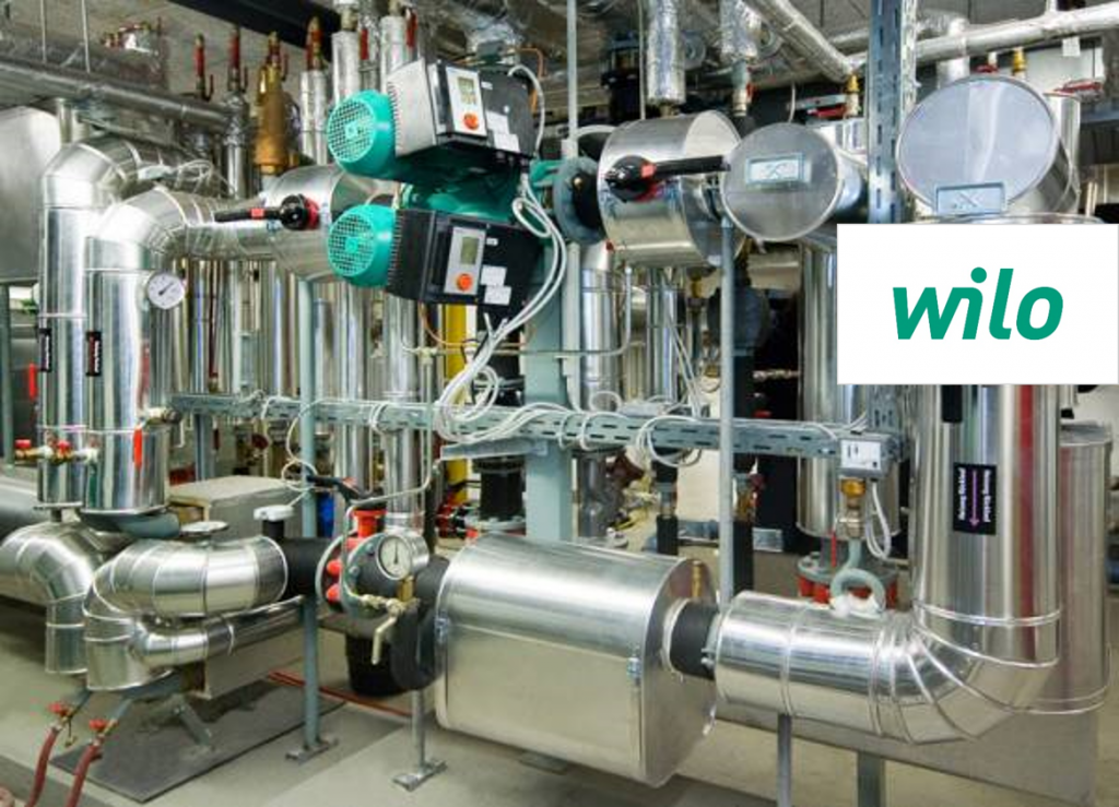WILO | EFFICIENT CIRCULATING PUMPS