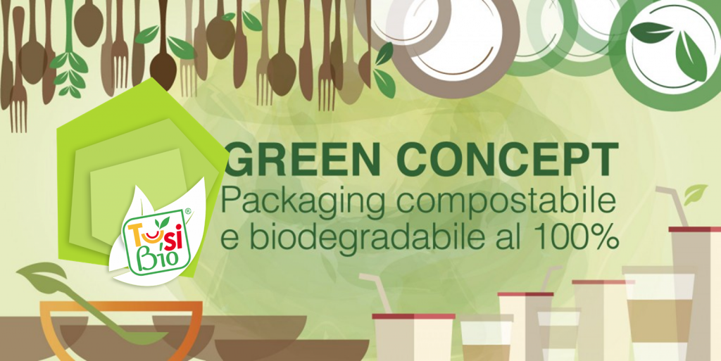 TUSIBIO | GREEN PACKAGING