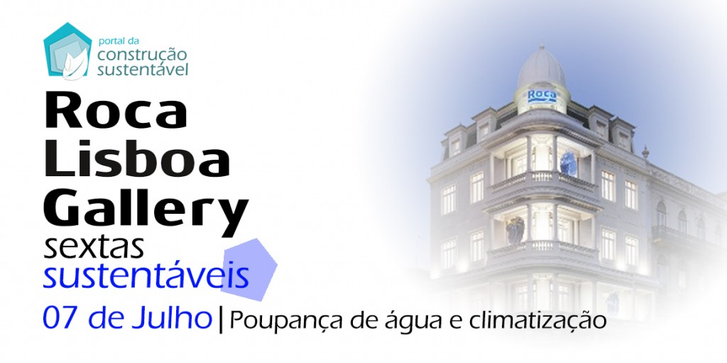 SEXTA SUSTENTÁVEL   POUPANÇA DE ÁGUA E CLIMATIZAÇÃO