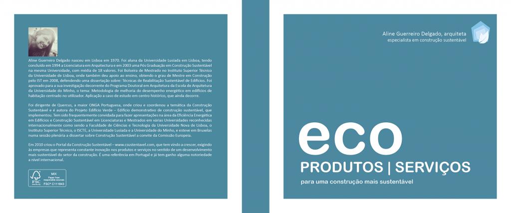 ECO PRODUTOS | SERVIÇOS para uma construção mais sustentável