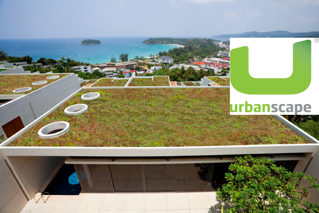 URBANSCAPE | GREEN ROOFS