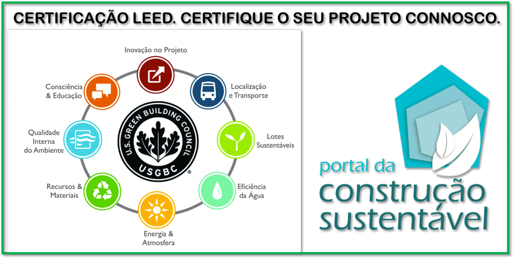 GREEN LIVING PROJECTS | CERTIFICAÇÃO LEED