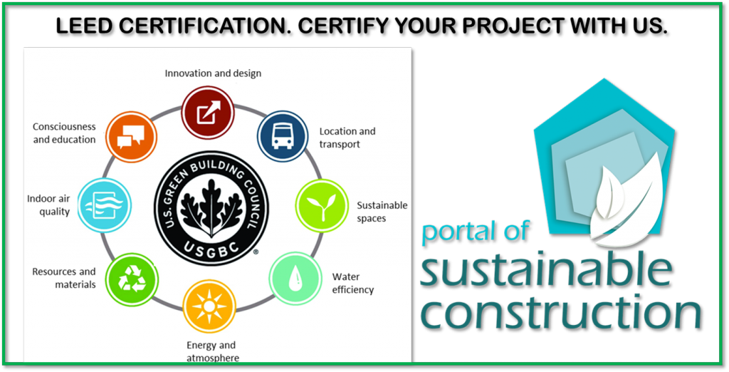 What is a leed certification portal da constru 231 227 o for Advantages of leed certification