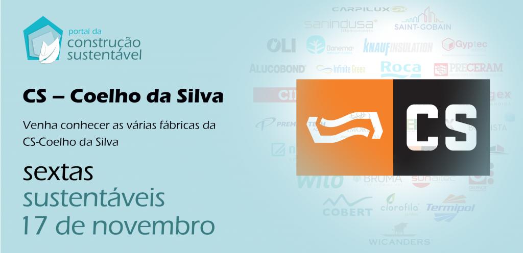SEXTA SUSTENTÁVEL NA CS-COELHO DA SILVA | 17 DE NOV