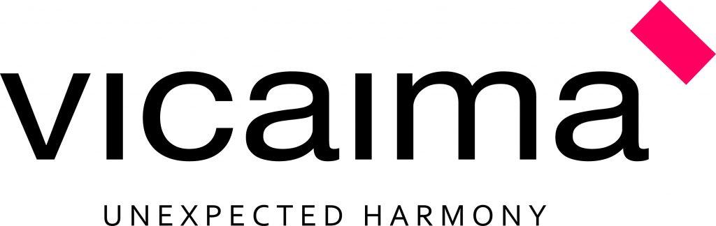 Logotipo Vicaima Construção Sustentável