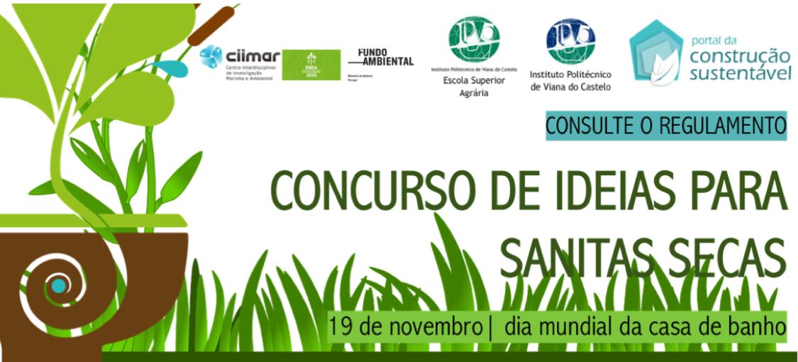 CONCURSO DE IDEIAS PARA SANITAS SECAS