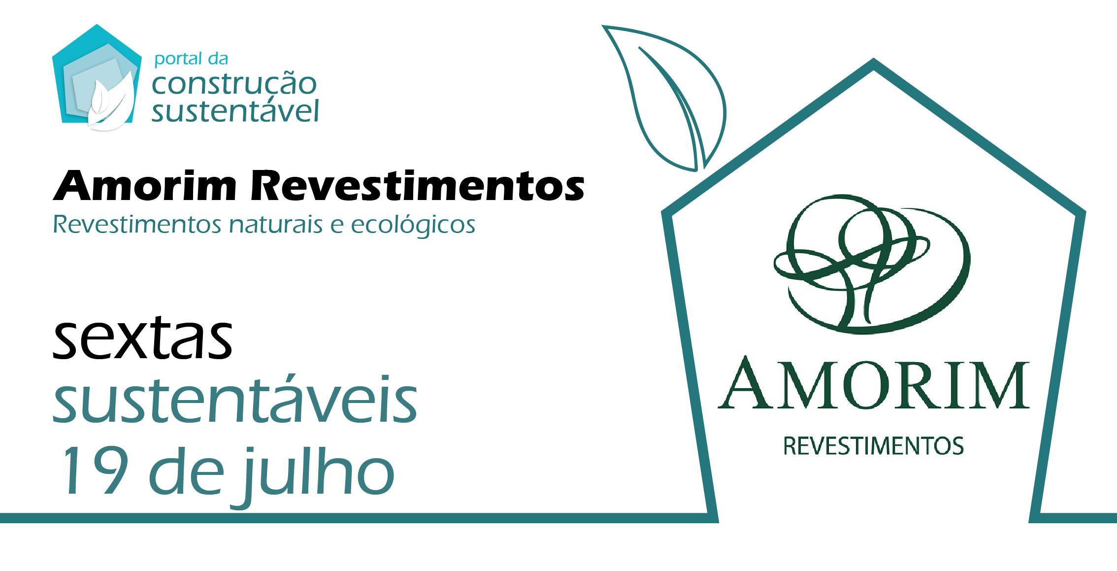 SEXTA SUSTENTÁVEL | AMORIM REVESTIMENTOS