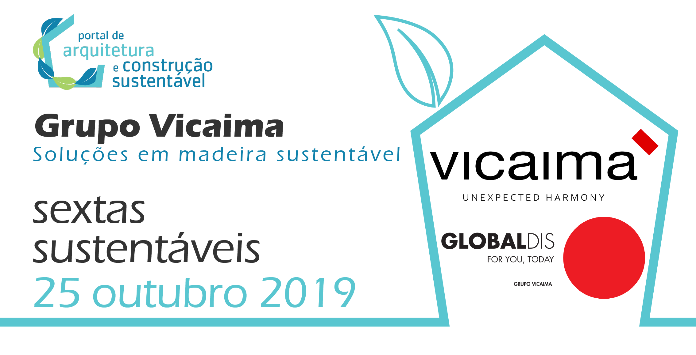 SEXTA SUSTENTÁVEL   VICAIMA & GLOBALDIS
