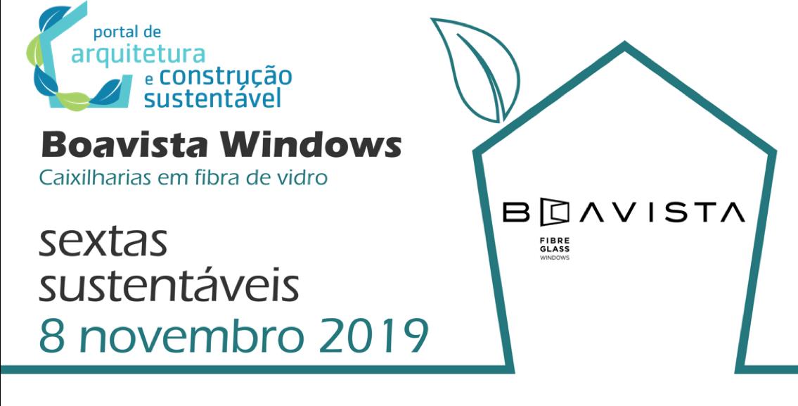 SEXTA SUSTENTÁVEL   BOAVISTA WINDOWS