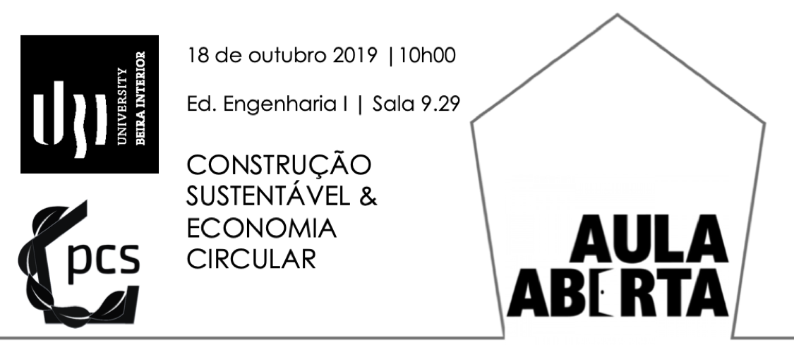 AULA ABERTA   UBI – UNIVERSIDADE DA BEIRA INTERIOR