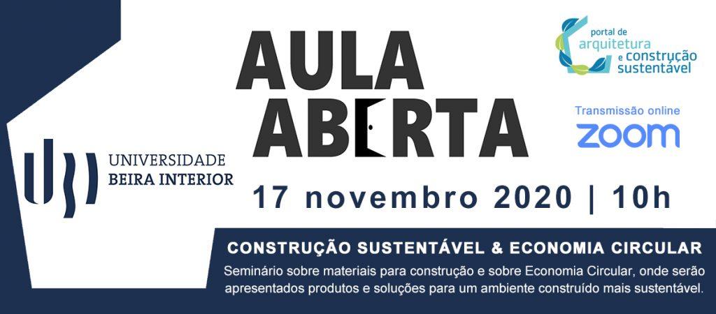 APRESENTAÇÕES DISPONÍVEIS AULA ABERTA | UBI